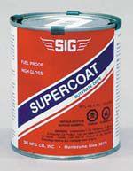 SUPERCOAT CLEAR DOPE U.S. QUART, 946ml