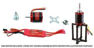 Redback 61 B/Less Motor Pkg. Inc. 60A Esc