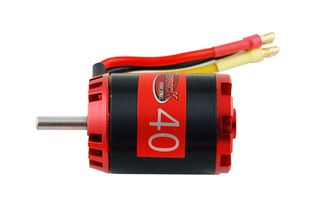 Redback 40 B/Less Motor