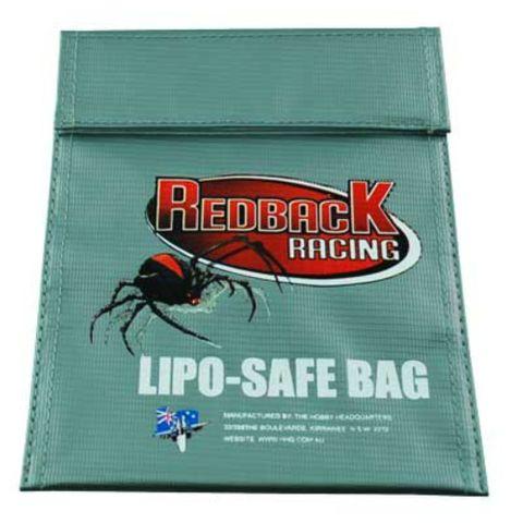 Redback Charge Bag Large For Li-Po'S 295X235Mm