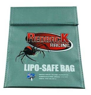 Redback Charge Bag Large For Li-Po'S 295X235Mm