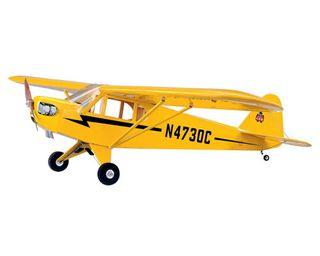 Superflying Model Piper Cub J3 Arf 1720Mm Ws  .40/.46