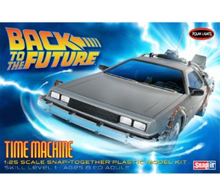 1:25 Back to the Future Time Machine *D