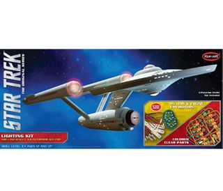 Star Trek USS Enter. Light Kit 1:350