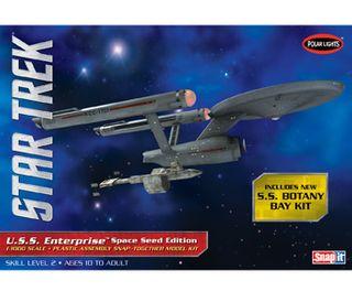 Polar Lights 1:1000 Star Trek Tos Usster