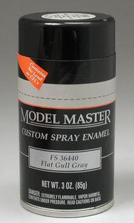 Model Master (F) Gull Gray (Fs36440) Enam 85Gm Spray