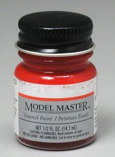 Model Master Guards Red Enamel 14.7Ml