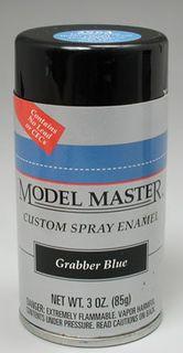 Model Master Grabber Blue Enamel 85Gm Spray