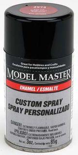 Model Master Fire Red Enamel 85Gm Spray