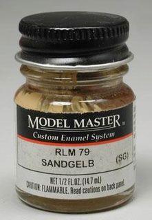 Model Master Sandgelb Rlm 79 Enamel 14.7Ml *D