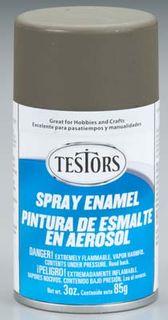 Testors Flat Olive Drab Enamel 85Gm Spray *