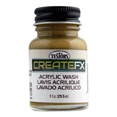 Create FX Acr Wash Oak 30Ml*