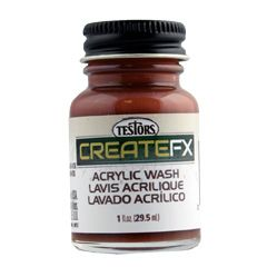 ACR WASH WALNUT 30ml*