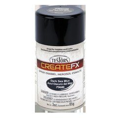 Create FX Ena Spray Dark Sea Blue 85G*