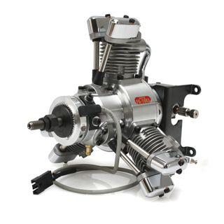 Saito FG-19 3 Cyl Gas Elec/Ign W/Mount
