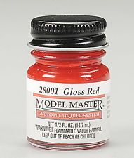 Lacquer Gloss Red 14.7ml