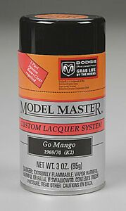Spray, Go Mango Orange 85g*