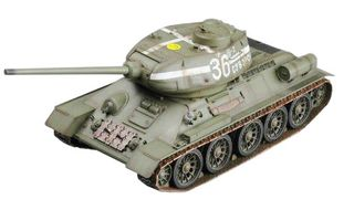 TANK, T-34/85 BATTLE GAME OLIVE GREEN