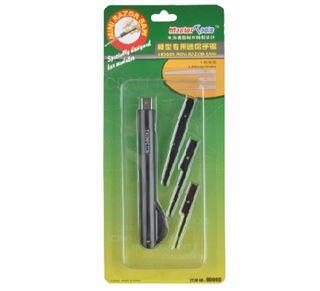 Master Tools Mini Razor Saw W/3 Blades