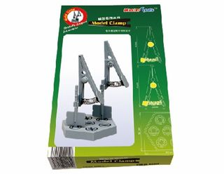 MODEL CLAMP, W/2 CLAMPS
