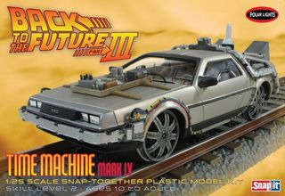 Polar Lights 1:25 Back To The Future IiiFi*D