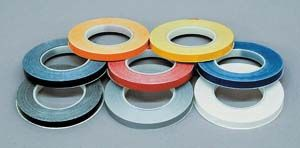 """TRIMTAPE SILVER, 1/8"""" 3.2mm X 10.97 MTRS"""