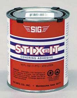 STIX-IT,HEAT ACT. ADHESIVE 16OZ