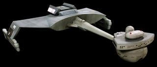 1:1000 Star Trek TOS Klingon D  *