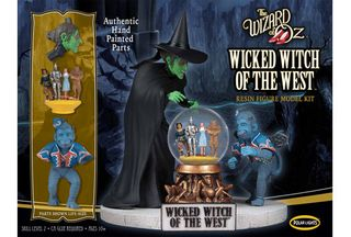 1:8 Wicked Witch of the West*D