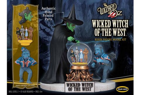 Polar Lights 1:8 Wicked Witch Of The West*D