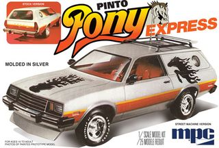 MPC 1:25 1979 Ford Pinto Wagon Pony*D