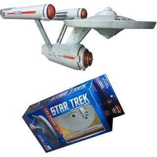 Polar Lights 1:1000 Star Trek Tos Uss Enter *D