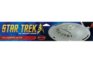 1:350 Star Trek TOS USS Enterprise Smoot