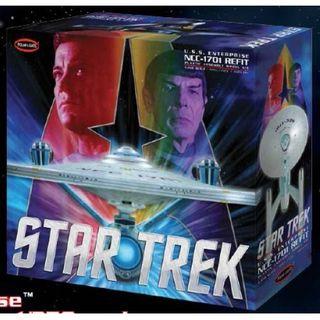 Polar Lights 1:350 Star Trek Uss Enterprise