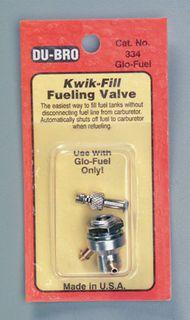 KWIK-FILL FUELING VALVE +