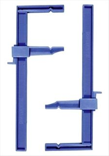 Proedge 2 Pc Clamps Plastic Slide Large