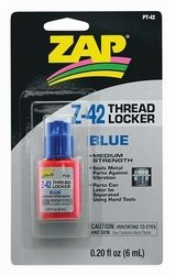 THREADLOCKER,(BLUE),METAL to METAL PACER