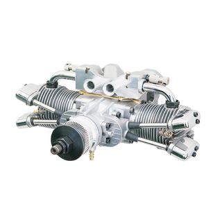 Saito FA-182Td 4-Cycle Twin Glow Engine