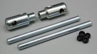 Dubro E/Z Adjustable Axle 5/32 X 2 X 2*