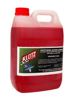 Klotz Benol Racing Castor Oil 5 Litre
