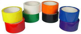 Zagi Tape Polypropylene Red 48mm x 66M