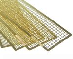 KS Metals Brass Mesh 1/8 Sq. Fine (1)