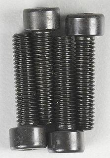 Dubro 3.5 X 15Mm. Metric Sckt Head Cap Screws