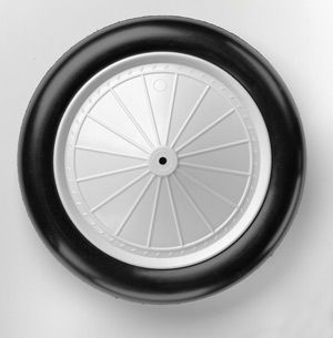 Dubro 1/5 Scale Vintage Wheels 5.6 In (1Pr)