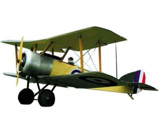 Balsa Usa 1/4 Sopwith Pup Kit 77 Sp. 90/120 4C