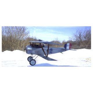 Balsa Usa 1/6 Nieuport 17 Kit 1397Mm Ws35-.50 2C