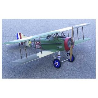Balsa Usa 1/4 Spad 13 Ki 2012Mm Ws 30-35Cc Gas*