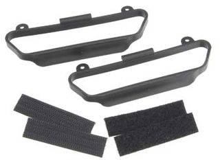 Nerf bars, chassis (black)