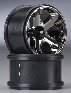 Wheels, All-Star 2.8 (black chrome) (ni