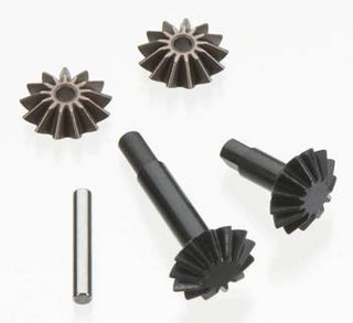 Gear set, center differential (output ge